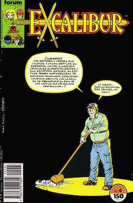 Excalibur Vol. 1 (1989-1995) (Grapa) #4