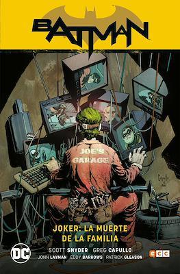 Joker: La muerte de la familia (Cartoné 456 pp) #