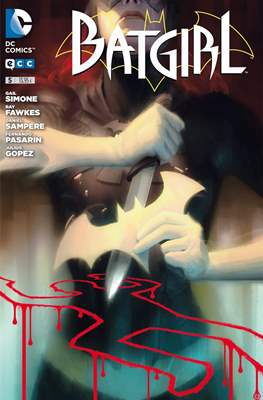 Batgirl. Nuevo Universo DC (2012-2015) (Rústica 96-144 pp) #5