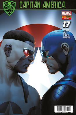 Capitán América Vol. 8 (2011-) (Grapa) #88