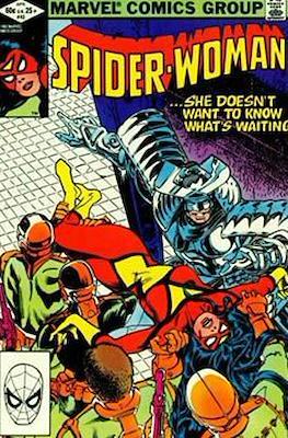 Spider-Woman (Vol. 1 1978-1983) (Comic Book) #43
