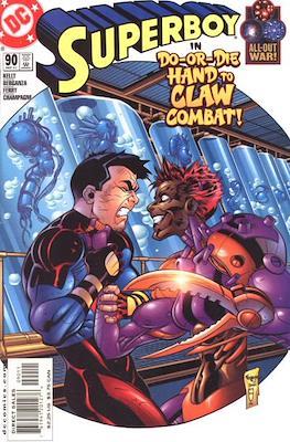 Superboy Vol. 4 (Comic Book) #90