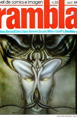 Rambla (Grapa) #35