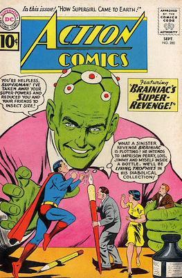 Action Comics Vol. 1 (1938-2011; 2016-) (Comic Book) #280