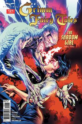 Grimm Fairy Tales (Comic Book) #121