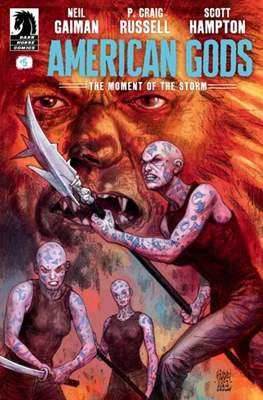 American Gods: The Moment of the Storm #5