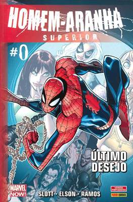 Homem-Aranha Superior #0