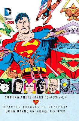 Grandes Autores de Superman: John Byrne (Cartoné 232 pp) #6