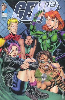 Gen 13 (1997-2002 Variant Cover)
