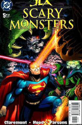 JLA: Scary Monsters (Grapa) #5