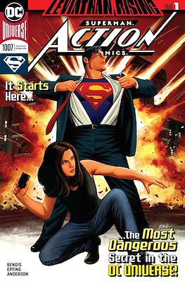 Action Comics Vol. 1 (1938-2011; 2016-) (Comic Book) #1007
