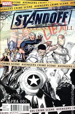Avengers Standoff Assault on Pleasant Hill Alpha (Variant Covers) #1.2