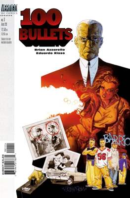 100 Bullets (Comic Book) #1