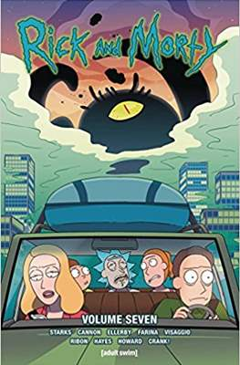Rick and Morty (Softcover) #7