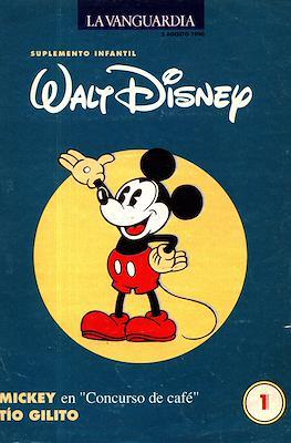 Suplemento Infantil Walt Disney
