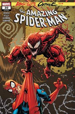 The Amazing Spider-Man Vol. 5 (2018 - ) (Comic Book) #30