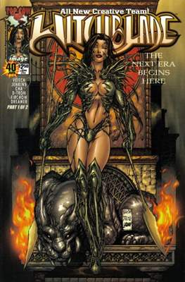 Witchblade (Comic Book) #40