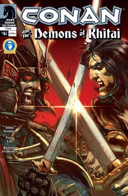 Conan and the Demons of Khitai (Comic-book) #4