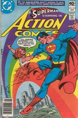 Action Comics Vol. 1 (1938-2011; 2016-) (Comic Book) #503