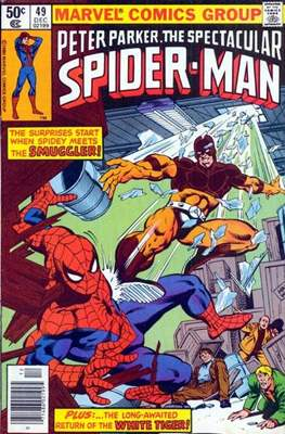 The Spectacular Spider-Man Vol. 1 (Comic Book) #49