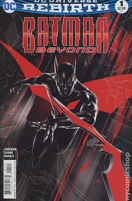 Batman Beyond (Vol. 6 2016-...Variant Covers)