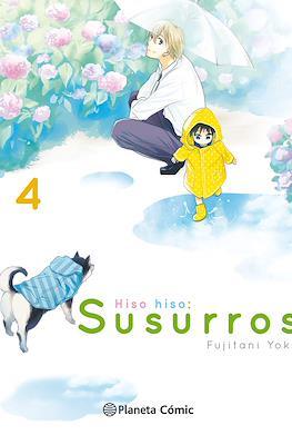Hiso hiso: Susurros (Rústica 192-176 pp) #4
