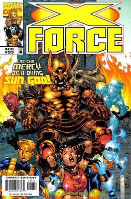 X-Force Vol. 1 (1991-2002) (Comic Book) #93