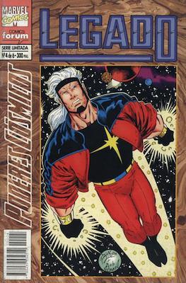 Poderes Cósmicos (1994-1995) Vol. 1 (Grapa, 48 páginas) #4