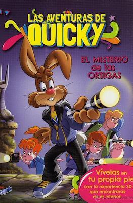 Las Aventuras de Quicky (Rústica) #1