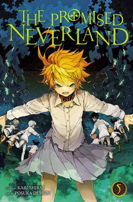 The Promised Neverland (Softcover) #5
