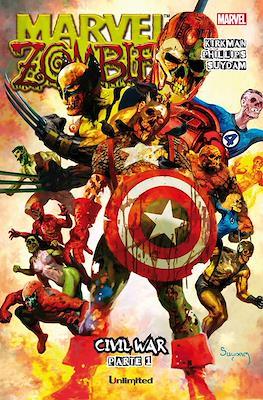 Marvel Zombies (Rústica) #4