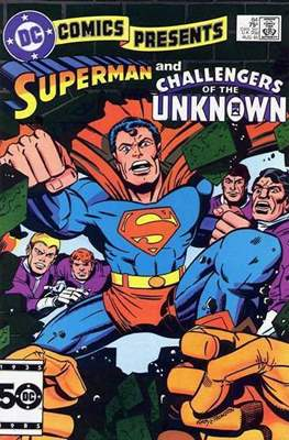 DC Comics Presents: Superman (Grapa) #84