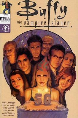 Buffy the Vampire Slayer (1998-2003) (saddle-stitched) #50