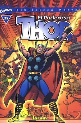 Biblioteca Marvel: El Poderoso Thor (2001-2004) (Rústica 160 pp) #25