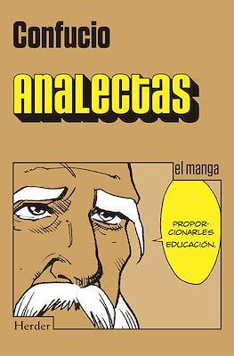 Analectas, el manga