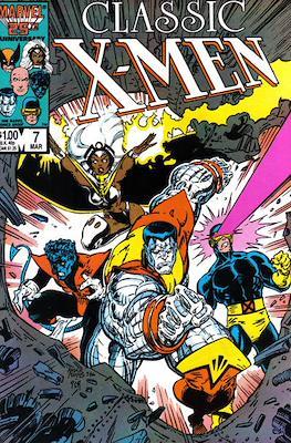 Classic X-Men / X-Men Classic #7