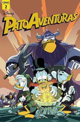 PatoAventuras (Cartoné 48 pp) #2