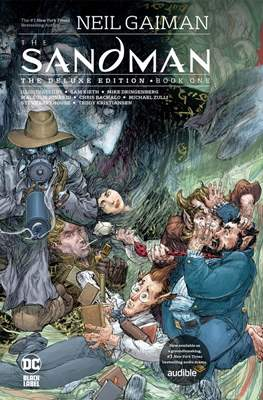 The Sandman - The Deluxe Edition DC Black Label