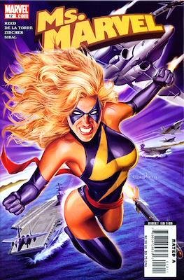 Ms. Marvel (Vol. 2 2006-2010) (Comic Book) #12