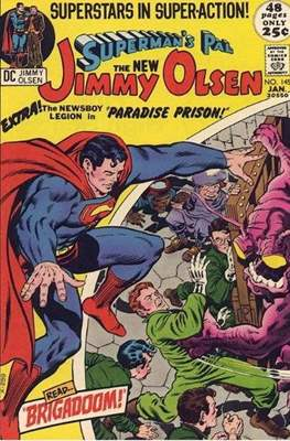 Superman's Pal, Jimmy Olsen / The Superman Family (Grapa,) #145