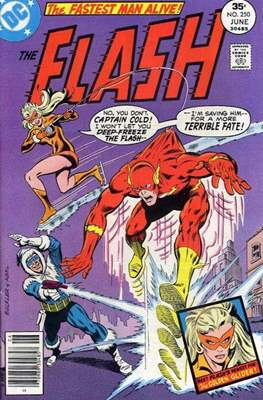 Flash vol. 1 (1959-1985) (Grapa, 32 págs.) #250