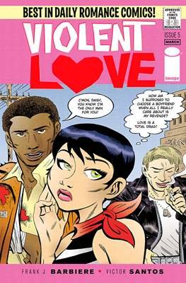 Violent Love (Variant Covers) (Comic Book) #5.1