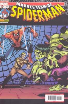 Marvel Team-Up Spiderman Vol. 1 (2006-2007) (Rústica 72 pp) #9