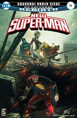 New Super-Man (Comic-Book) #14