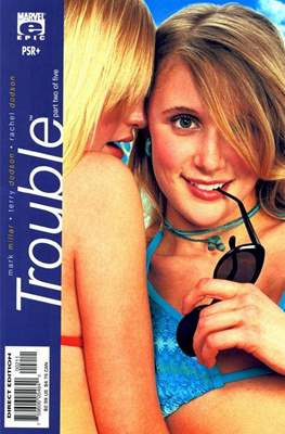 Trouble (Comic Book) #2