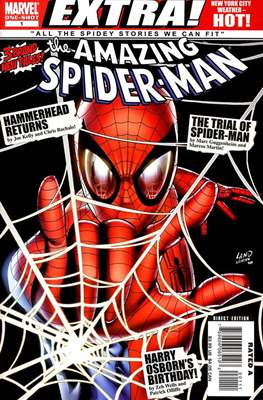 The Amazing Spider-Man: Extra! (Comic-Book) #1