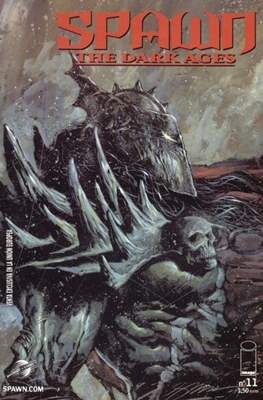 Spawn. The Dark Ages (Grapa 24 pp) #11