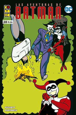 Las aventuras de Batman #28
