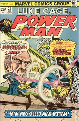 Hero for Hire / Power Man Vol 1 / Power Man and Iron Fist Vol 1 (Comic Book) #28
