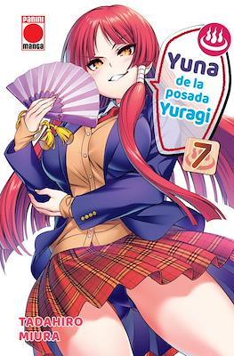 Yuna de la posada Yuragi (Rústica con sobrecubierta) #7
